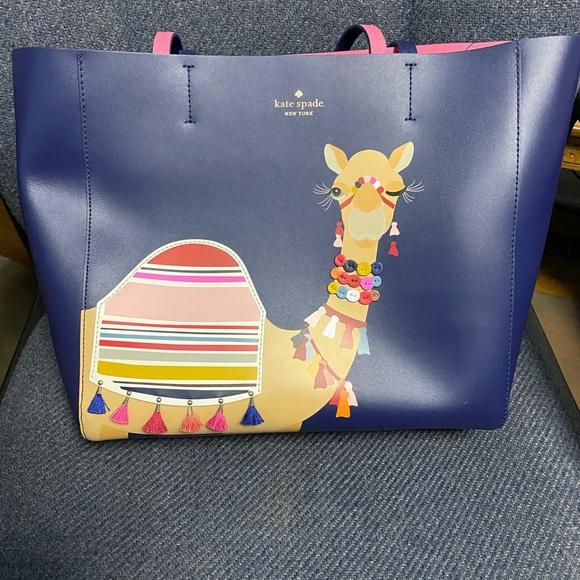 kate spade Handbags - Kate Spade Spice Things Up Camel Tote